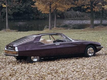 1971 Citroën SM Espace concept by Heuliez 14