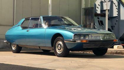 1971 Citroën SM Espace concept by Heuliez 3