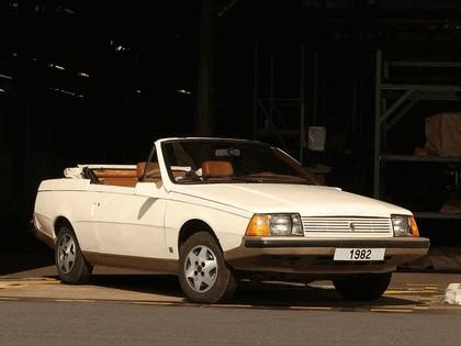1982 Renault Fuego Cabriolet concept by Heuliez 4
