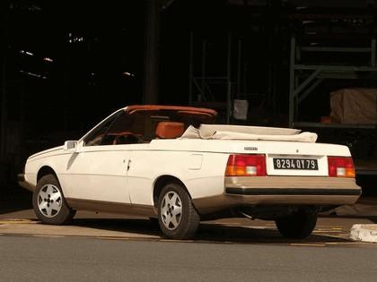 1982 Renault Fuego Cabriolet concept by Heuliez 5