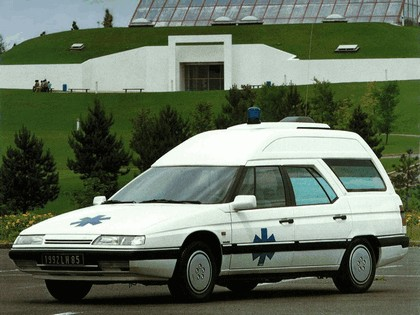 1991 Citroën XM Break Ambulance by Heuliez 1