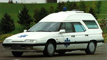 1991 Citroën XM Break Ambulance by Heuliez 3