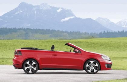 2012 Volkswagen Golf ( VI ) cabriolet 2