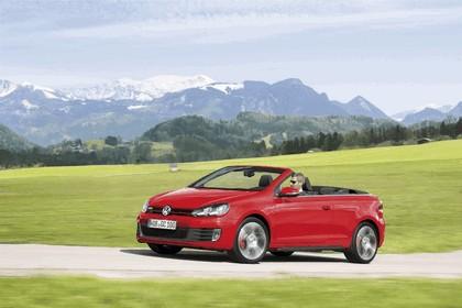 2012 Volkswagen Golf ( VI ) cabriolet 5