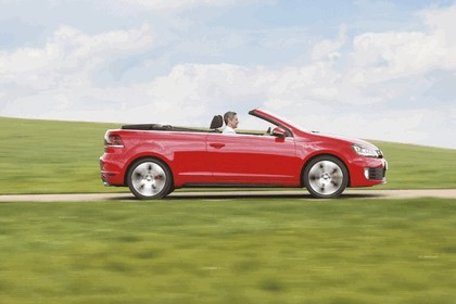 2012 Volkswagen Golf ( VI ) cabriolet 6