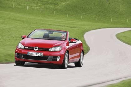2012 Volkswagen Golf ( VI ) cabriolet 8