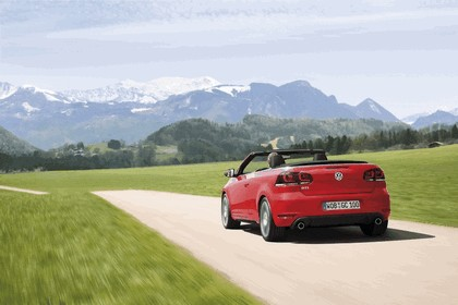 2012 Volkswagen Golf ( VI ) cabriolet 10