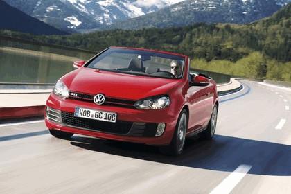 2012 Volkswagen Golf ( VI ) cabriolet 11