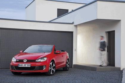 2012 Volkswagen Golf ( VI ) cabriolet 15