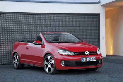 2012 Volkswagen Golf ( VI ) cabriolet 17