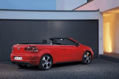 2012 Volkswagen Golf ( VI ) cabriolet 18
