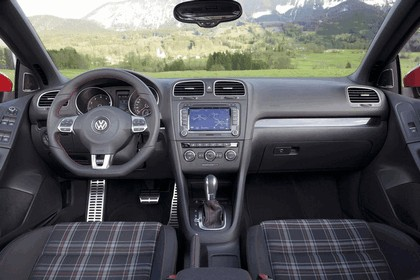 2012 Volkswagen Golf ( VI ) cabriolet 22