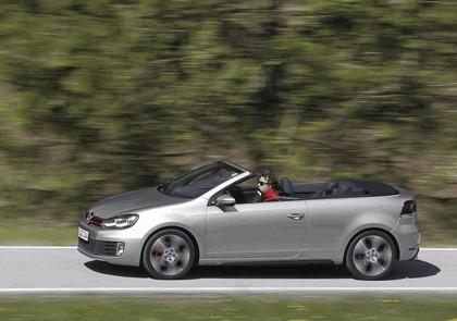 2012 Volkswagen Golf ( VI ) cabriolet 24