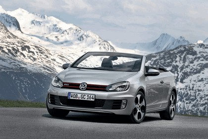 2012 Volkswagen Golf ( VI ) cabriolet 26