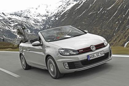 2012 Volkswagen Golf ( VI ) cabriolet 28
