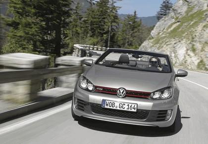 2012 Volkswagen Golf ( VI ) cabriolet 31