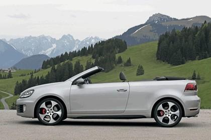 2012 Volkswagen Golf ( VI ) cabriolet 35