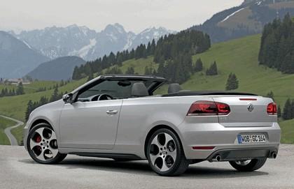 2012 Volkswagen Golf ( VI ) cabriolet 36