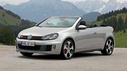 2012 Volkswagen Golf ( VI ) cabriolet 3