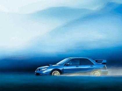 2006 Subaru Impreza WRX STi 2