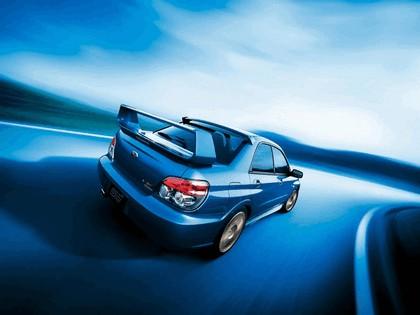 2006 Subaru Impreza WRX STi 3