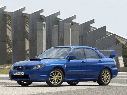 2006 Subaru Impreza WRX STi 6