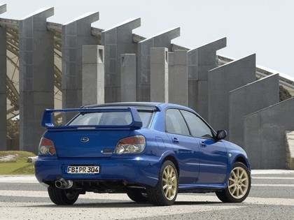 2006 Subaru Impreza WRX STi 7