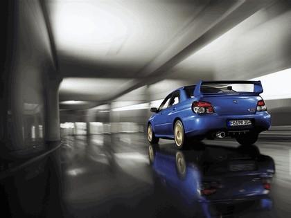 2006 Subaru Impreza WRX STi 8
