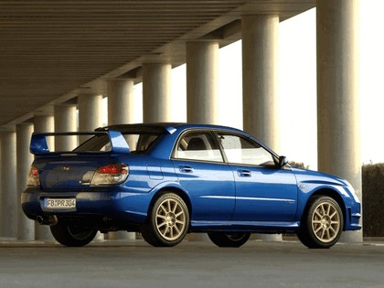 2006 Subaru Impreza WRX STi 10
