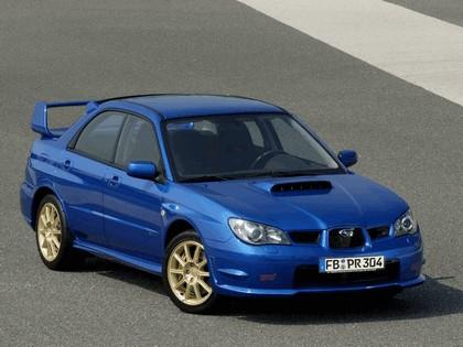 2006 Subaru Impreza WRX STi 11
