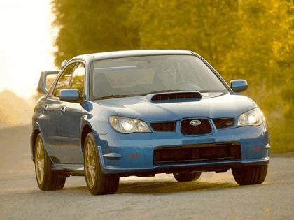 2006 Subaru Impreza WRX STi 12