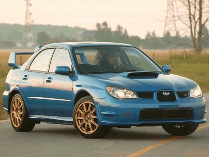 2006 Subaru Impreza WRX STi 13