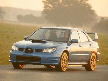 2006 Subaru Impreza WRX STi 14