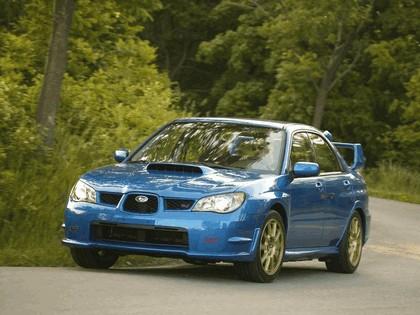 2006 Subaru Impreza WRX STi 15