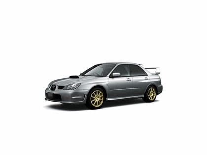 2006 Subaru Impreza WRX STi 17