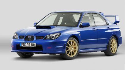 2006 Subaru Impreza WRX STi 4