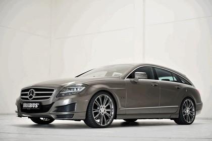 2012 Mercedes-Benz CLS Shooting Brake by Brabus 1