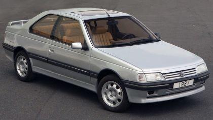 1988 Peugeot 405 coupé concept by Heuliez 1