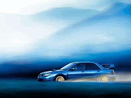 2006 Subaru Impreza WRX STi japanese version 2