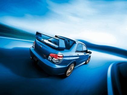 2006 Subaru Impreza WRX STi japanese version 3