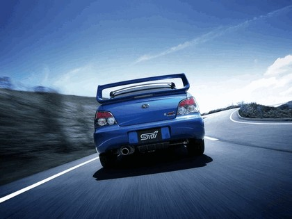 2006 Subaru Impreza WRX STi japanese version 4