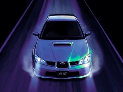 2006 Subaru Impreza WRX STi japanese version 5