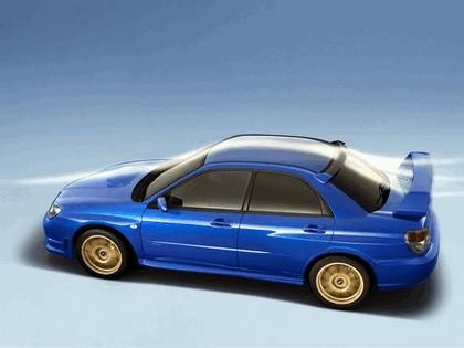 2006 Subaru Impreza WRX STi japanese version 6