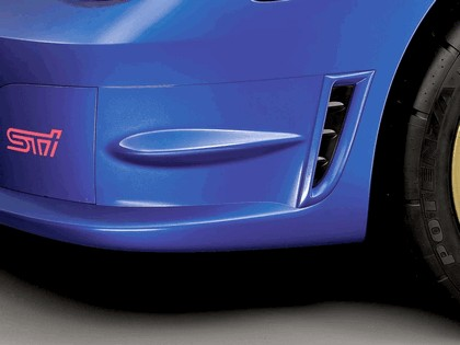 2006 Subaru Impreza WRX STi japanese version 7
