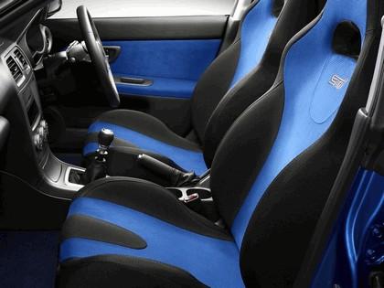 2006 Subaru Impreza WRX STi japanese version 11