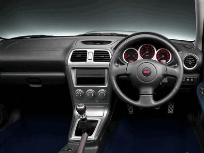 2006 Subaru Impreza WRX STi japanese version 12