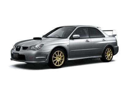2006 Subaru Impreza WRX STi japanese version 13