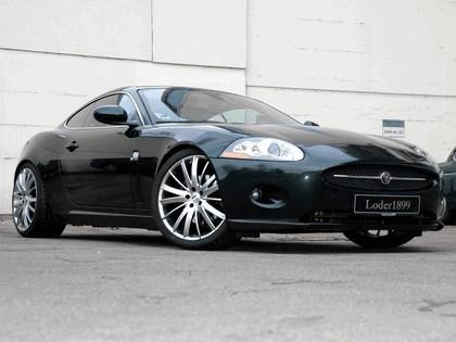 2008 Jaguar XK coupé by Loder1899 1