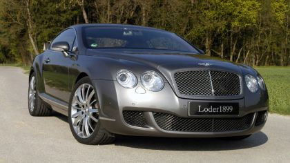 2009 Bentley Continental GT by Loder1899 7