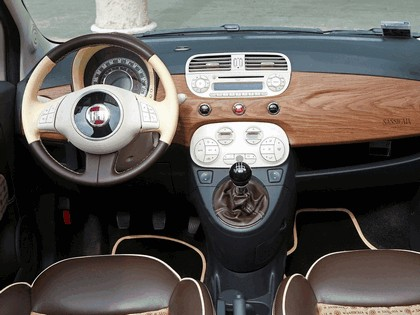 2010 Fiat 500C Sassicaia Limited Edition by Aznom 8